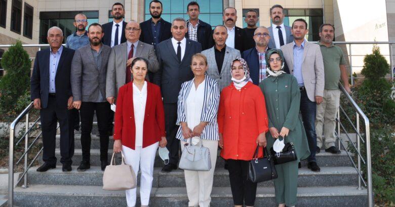 MHP yönetimi görev dağılımı yapacak
