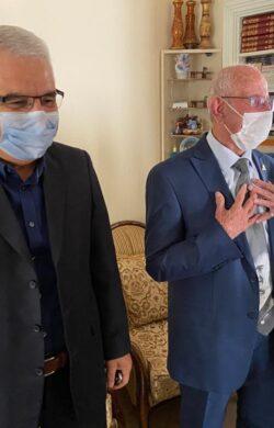 CHP'den 24 Kasım ziyaretleri
