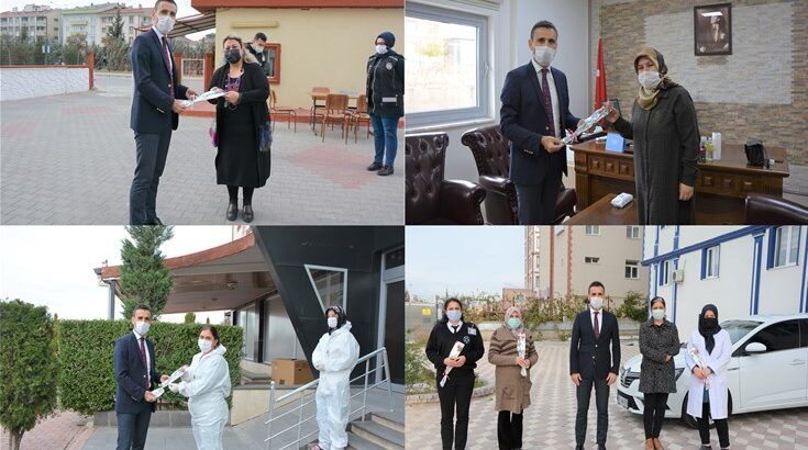 Özdemir'den ziyaretler