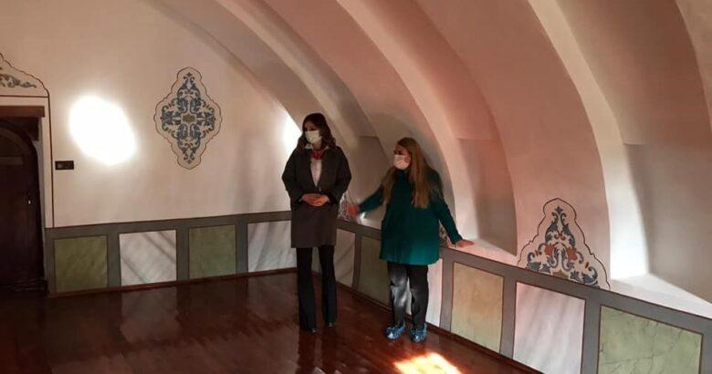 Kadıncık Ana Evi'nde restorasyon çalışmaları tamamlandı