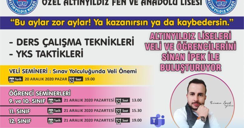 """BU AYLAR ZOR AYLAR, YA KAZANIRSIN YA DA KAYBEDERSİN"""