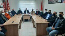 MHP yönetiminin masasında büyük kongre vardı
