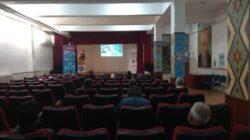 Nevşehir Anadolu Lisesinde uyuşturucu ile mücadele eğitimi