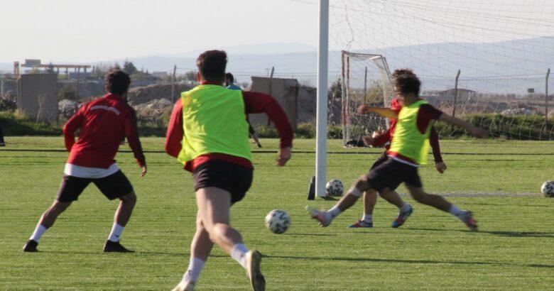 Nevşehir Belediyespor Çankaya Futbol kulübü hazırlıklarına başladı