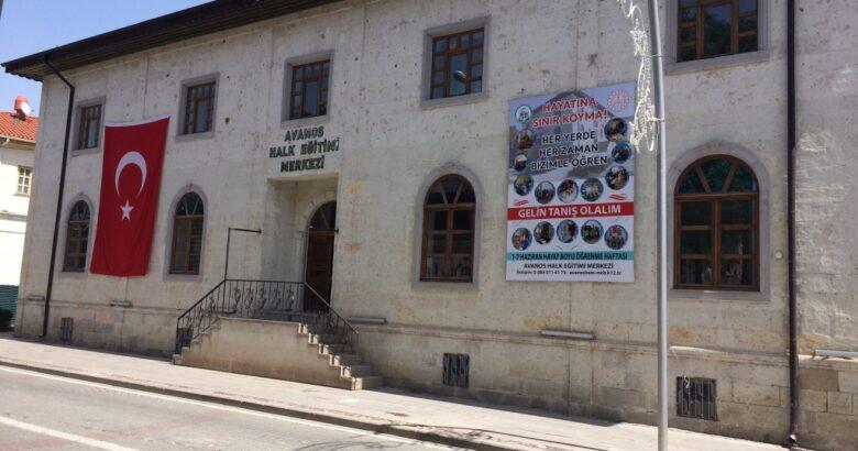 Avanos HEM'de İngilizce kurusu açılacak