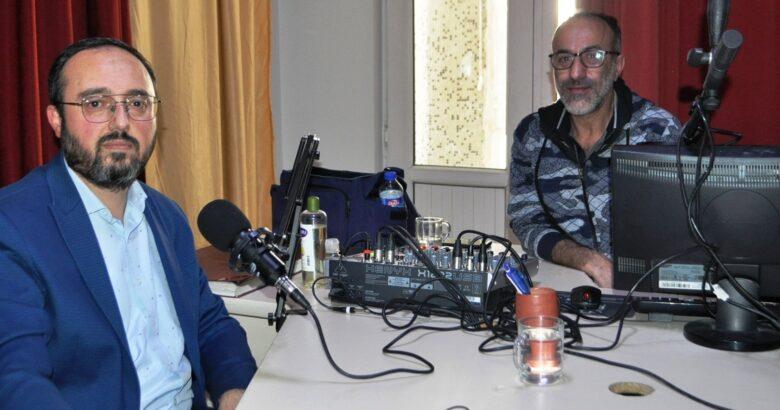 Başkan Kemikkıran ilk radyo programında haber panoramaya konuk oldu