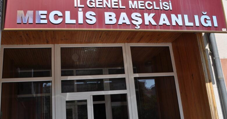 Meclis bünyesinde gönüllüler komisyonu kuruldu