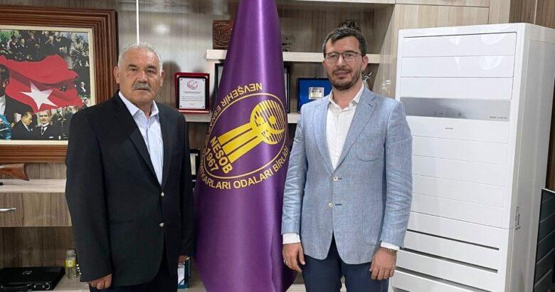 İŞBİRLİĞİ PROTOKOLÜ İMZALANDI.